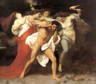 Remordimiento de Orestes
